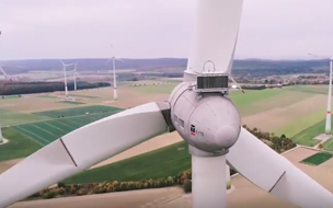 Wind turbine - Green IT case study