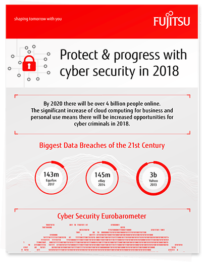 Protect and progress with cyber security in 2018