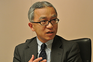 Picture: Makoto Kouno, Vice President, Public Policy and Business Development Office