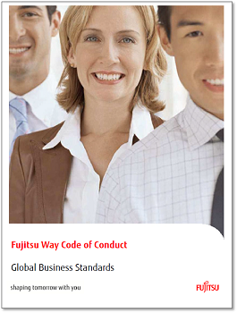 Fujitsu Way Code of Conduct Global Business Standards