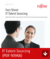 Fact Sheet IT Talent Sourcing
