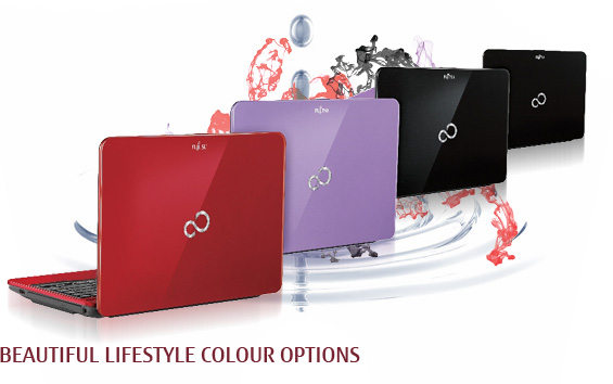 BEAUTIFUL LIFESTYLE COLOUR OPTIONS