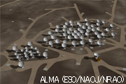 ALMA: The largest astronomical project