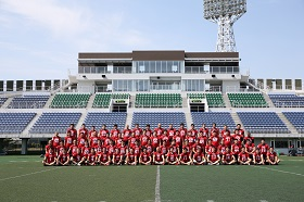 Picture: Frontiers American Football Team
