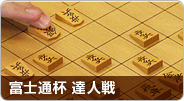 The Fujitsu Cup Japanese Chess Masters Tournament