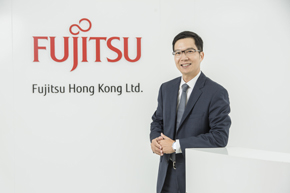 Leo Ng, GM, Sales and Solution, Fujitsu Hong Kong