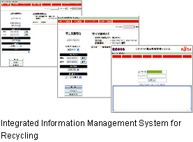 Picture: Integrated Information Management System for Recycling