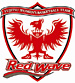 RedWave Women's Basketball Team Logo