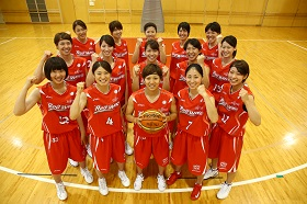 Picture: RedWave Women's Basketball Team