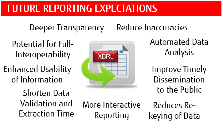 FUTURE REPORTING EXPECTATIONS