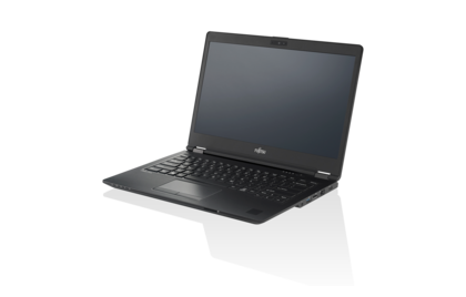 LIFEBOOK U747, left side