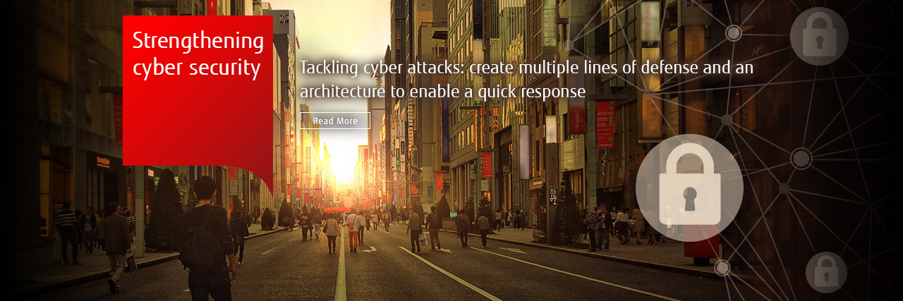 Tackling cyber attacks: create multiple lines of defense and an architecture to enable a quick response Read More