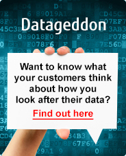 Want to know what your customers think about how you look after their data?
