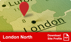 Download London North Site Profile (PDF 221 KB)