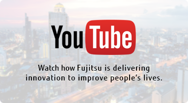 YouTube - watch how Fujitsu is delivering innovation to improve people's lives.