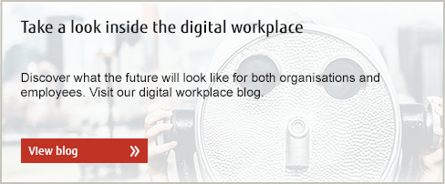 Take a look inside the digital workplace
