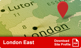 Download London East Site Profile (PDF 218 KB)