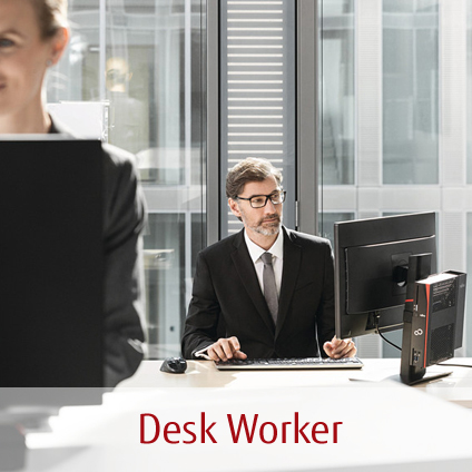 Digital Workforce- Desk Worker