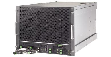 FUJITSU PRIMERGY RX900 S1 x86八路机架式服务器