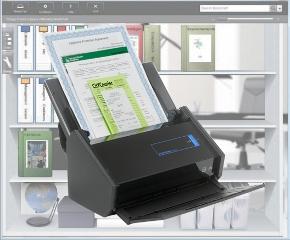 Fujitsu ScanSnap iX500 25ppm Color Duplex 8.5x34