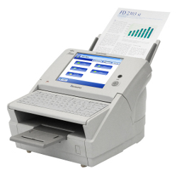 ScanSnap fi-6010N iScanner Color Duplex Network Scanner