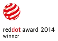 Red Dot award winner 2014