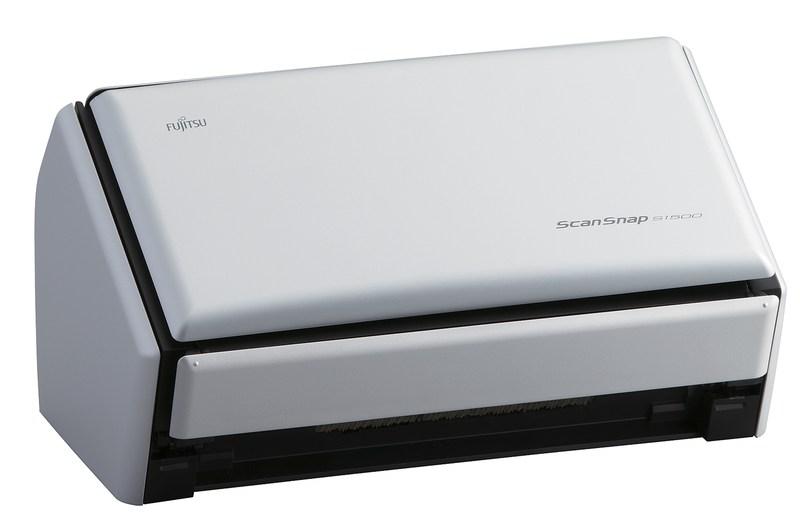 Fujitsu scansnap s1500 scanner