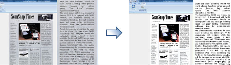 Page turning detection and Book image correction