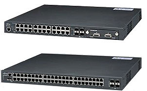 Ethernet Switch on Ethernet Switch  Ethernet Network