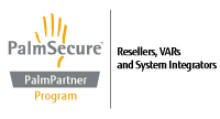 PalmSecure Partner Program