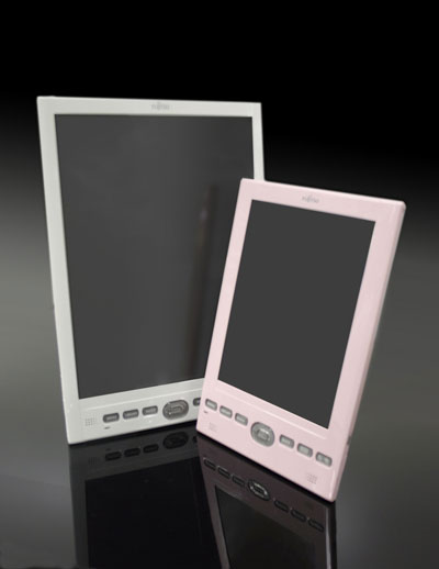Fujitsu Launches Color E-Paper Terminal: Bad News for Kindle?