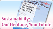 Sustainability: Our Heritage, Your Future