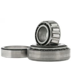 Photograph of car engine bearings