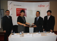 Fujitsu Appoints ECS Indo Jaya as Authorized Distributor in Indonesia