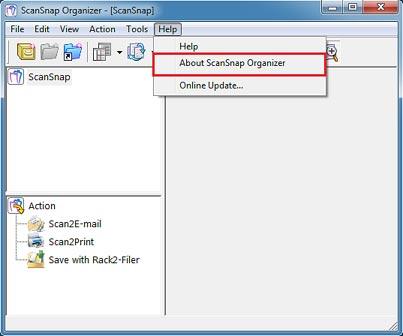 Download request form for scansnap setup programs