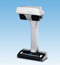vertical scanner