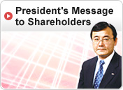 President's Message to Shareholders