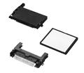 Fujitsu MicroSD, CompactFlash,  PCMCIA PC Card  Connectors