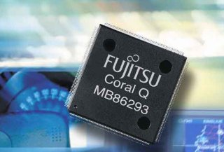MB86293 'Coral Q' : Fujitsu Europe, Middle East and Africa
