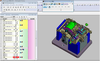 Figure 1. Assembly video with jigs and other tools
