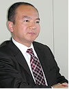 Mr. Sadao Fukutani  Manager,  Operation Technology Group,  Information Processing Service Department , UBE Information Systems, Inc.