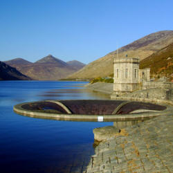Photograph of Northern Ireland reservoir