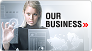 Our Business - Information about our business areas, principal products and services.