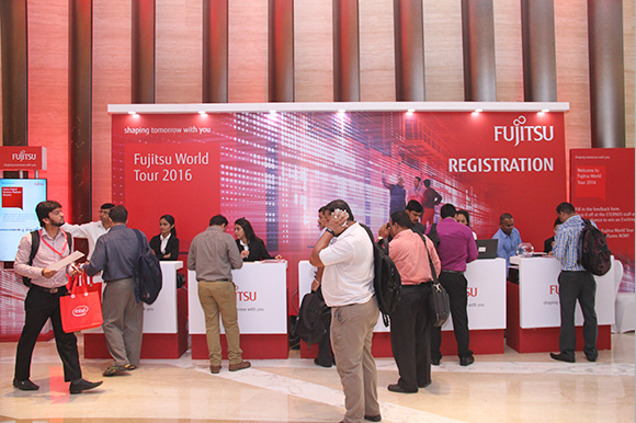 Fujitsu World Tour  Mumbai