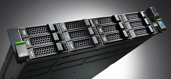PRIMERGY rack servers