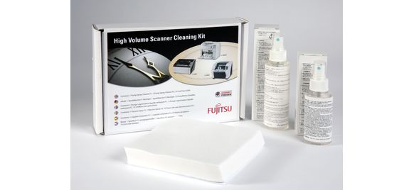 Cleaning Kit for High Volume Production Scanners
