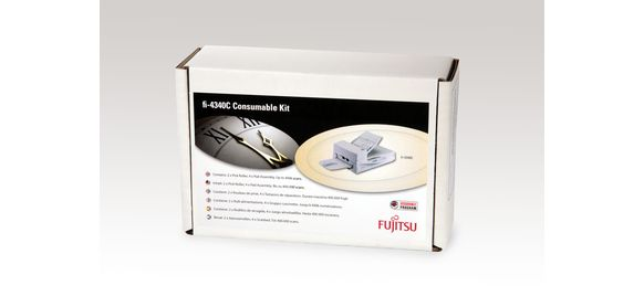 fi-4340C consumable kit from Fujitsu