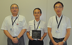 「Oracle Certification Award」受賞者