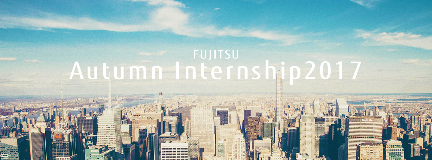 Autumn Internship2017
