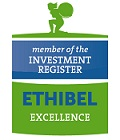 Ethibel Excellence Investment Registerのロゴマーク